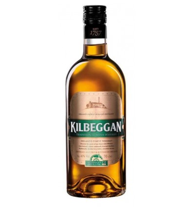 Kilbeggan Irish Whisky 40% 0,7l