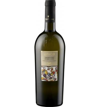 Unico Trebbiano d´Abruzzo 0,75L 13%, 6 x 0,75 ltr.
