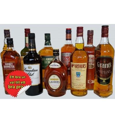10 bra whisky klassiker till ett lågt pris