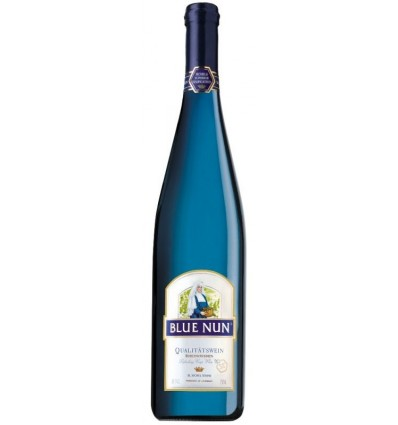 Blue Nun Authentic White QbA 12 x 0,75 ltr, 8,5%