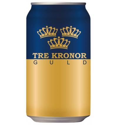 Tre Kronor Guld 24x0,33 ltr. 5,9%