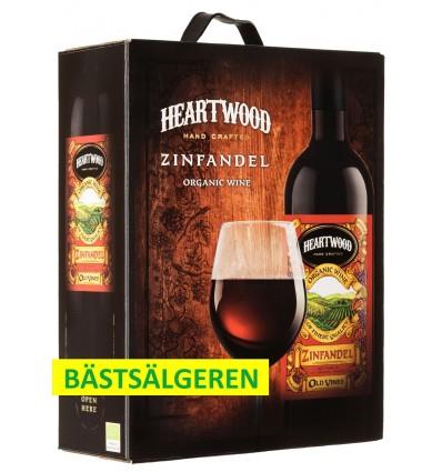 Heartwood Zinfandel 13.5% 3.0 ltr.