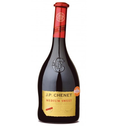J.P. CHENET Medium Sweet Rouge 0,75 L