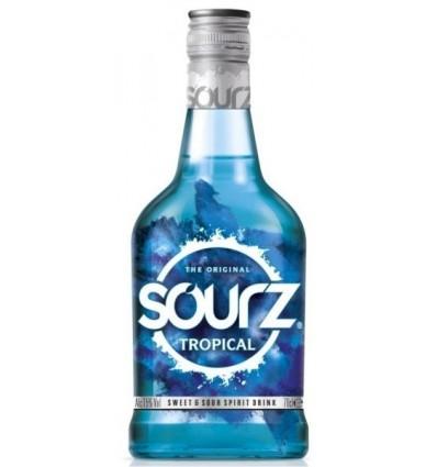 Sourz Tropical Blue 15% 0,7ltr