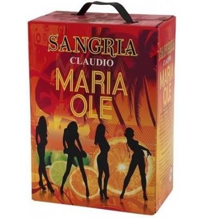 Sangria Claudio Maria Ole 7% 3 L