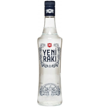 Yeni Raki Tyrkisk Snaps 0,7l