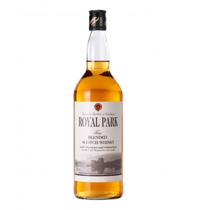 Royal Park Fine Blended Scotch Whisky 1ltr 40%