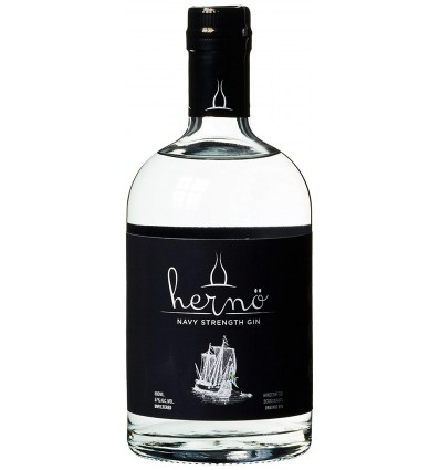 Hernö Bio Navy Strength Gin 57% vol. 0,5l
