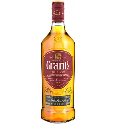 Grant's Finest Whisky 40% 1l