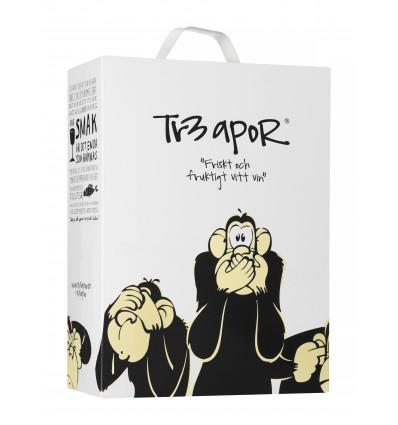 tr3 apor friskt och fruktigt vitt vin 8.5% vol. 3L BiB
