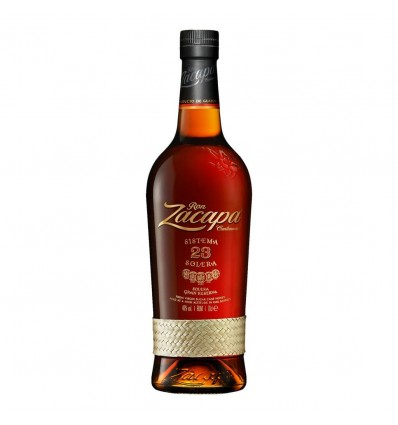 Zacapa Rum Solera Centenario 23Y 40% 0,7l