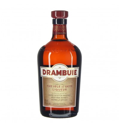 Drambuie Aged Scotch Whisky 40% 1,0 liter