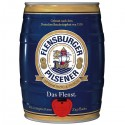 Flensburger Pilsener på fat 4,8% vol 5,0l