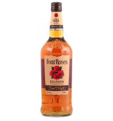 Four Roses Bourbon 40% 1,0 l.